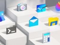 Microsoft раскрыла дизайн нового логотипа Windows и 100 обновлённых иконок приложений