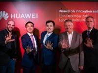 Huawei открыл инновационный 5G-центр в Лондоне