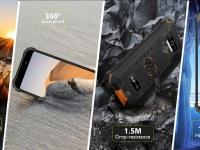 Неубиваемый 100-долларовый смартфон Oukitel WP5 получил аккумулятор на 8000 мАч