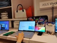 Приложение myASUS позволит использовать смартфон в качестве дополнительного дисплея