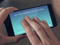 Новый биометрический датчик Isorg позволит прикладывать к экрану сразу четыре пальца