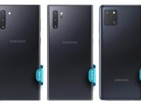 Патент раскрывает особенности конструкции Samsung Galaxy Note 20