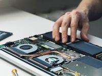 Самые популярные причины поломок ноутбука