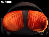 Samsung изобрела VR-шлем в форме глаз мухи