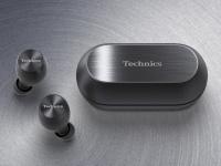 Panasonic представил компактные полностью беспроводные наушники Technics с функцией шумоподавления