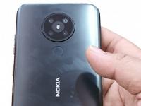 Nokia 5.2 с четверной камерой за $180 впервые на фото