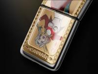 Спецверсия Samsung Galaxy Z Flip для фанатов Джокера и Харли Квинн