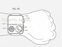 Компания Apple получила патент на управление некоторыми функциями Apple Watch с помощью простых жестов