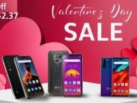 Blackview большая распродажа на День Святого Валентина – скидки до 44%