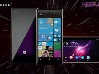 Emperion Nebulus: смартфон на базе Windows 10 с ARM-процессором