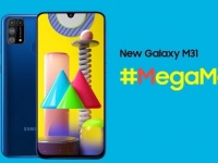 Samsung представила нового монстра автономности - Galaxy M31