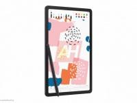 Новый планшет Samsung со стилусом на первом изображении