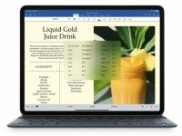 iPad Pro может получить клавиатуру с трекпадом в стиле Surface Type Cover