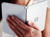 Уникальный смартфон-книжка Microsoft Surface Duo может выйти намного раньше, чем нам обещали