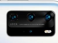 Цена, рендеры и все подробности по Huawei P40 и P40 Pro