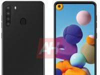 Смартфон Samsung Galaxy A21s протестирован с неизвестным чипом Exynos 850