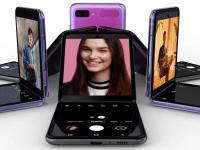 Samsung объявляет о старте продаж смартфона с гибким экраном - Galaxy Z Flip по цене 41 999 грн