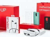 OnePlus 8 Pro, Bullets Wireless Z и аксессуары на промо-фото