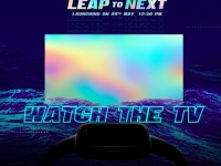 Realme показала первый телевизор Realme TV и умные часы Realme Watch