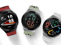 Cмарт-часы Huawei Watch GT 2e с функцией мониторинга уровня насыщения крови кислородом уже в Украине