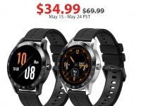 На смарт-часы Blackview X1 установили специальный ценник - $34.99, что на 50% ниже розничной цены