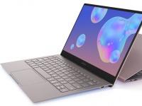 В Samsung рассекретили Galaxy Book S — первый ноутбук на процессоре Intel Lakefield