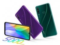 В Украине появится новый смартфон Huawei Y6p. С 29 мая по цене 3 799 гривен
