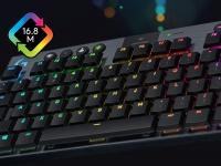 Logitech G анонсировала выпуск клавиатуры G915 TKL