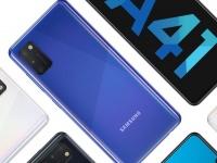 Новый Samsung Galaxy A41 с камерой 48 МПикс уже в Украине по цене от 7 099 грн.
