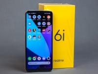 Он не такой! Realme 6i - бюджетный смартфон, но лучше других. Реалми сделал ставку на игры. Видео обзор