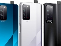 Смартфон Honor X10 Max получит экран, диагональю больше 7 дюймов