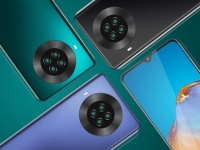 Cubot Note 20 - уже в продаже! Смартфон на Android 10 за $79.59 с 4200 мАч, NFC, 4G и 4 камерами