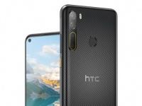 Анонс Desire 20 Pro - стильный смартфон HTC с NFC и большой батареей