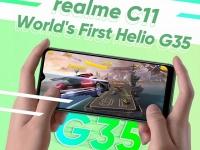 В Сеть слили распаковку потенциального бюджетного бестселлера Realme C11 с камерой в стиле Pixel 4