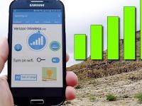 Как улучшить прием мобильного телефона при плохом покрытии сотовой связи?
