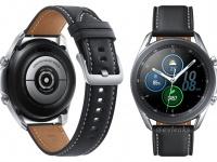 Утечка рендера Samsung Galaxy Watch 3 от достоверного источника