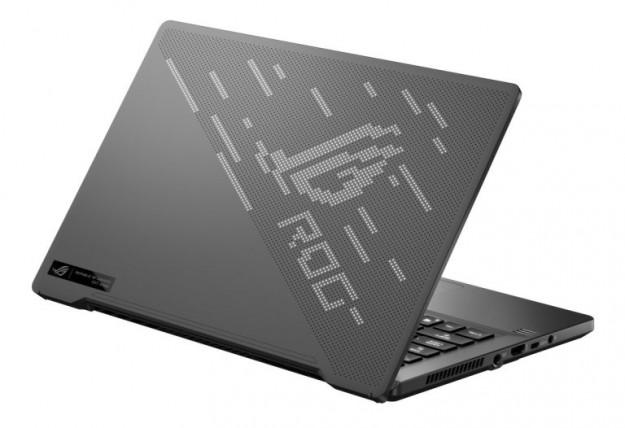 Самый компактный игровой ноутбук Zephyrus G14 с пиксельным дисплеем AniMe Matrix на крышке уже в Украине!