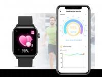 $29.9 за персонального консультанта по охране от COVID 19: TICWRIS GTS  - смарт часы с мониторингом температуры и кислорода в крови