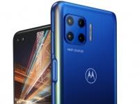 Среднебюджетный смартфон Motorola G 5G Plus представлен официально