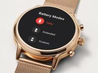 Новые смарт-часы Fossil обойдутся без платформы Qualcomm Snapdragon Wear 4100