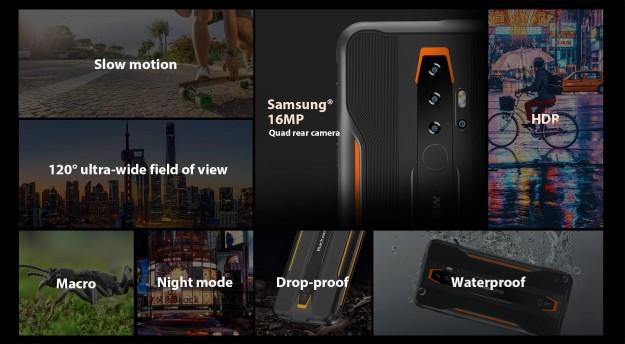 Blackview BV6300 Pro предлагают со скидкой 26%! Время ограничено, а камеры уникальные