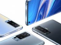 Vivo X50 и X50 Pro представлены в Украине: цена от 15 999 грн