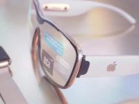 Умными очками Apple Glasses можно будет управлять глазами