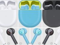Беспроводные наушники-вкладыши OnePlus Buds предстали в трёх цветах