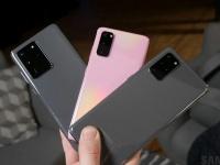 Samsung включит в линейку смартфонов Galaxy S21 три модели