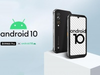 Смартфон с тепловизором Blackview BV9900 Pro получил обновление до ОС Android 10 и будет показан в ближайшее время