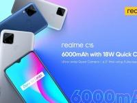 Realme представила недорогой смартфон с квадрокамерой, огромным аккумулятором, быстрой зарядкой и разъемом 3,5 мм