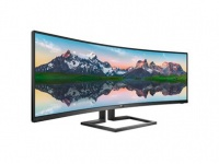 MMD представляет новый Philips 498P9: впечатляюще большой и мощный с диагональю 49 дюймов