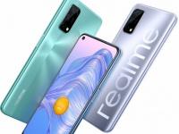 90 Гц, SoC Dimensity 720 и 5000 мА·ч. Представлен смартфон Realme V5