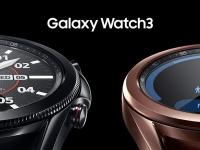 Новые смарт-часы Samsung Galaxy Watch3. Анонс новинки
